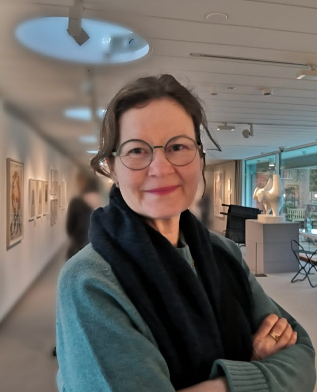 työnohjaaja Hanna Urpo-Lundén